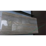 Natural marble sandwich panel for airport wall decoration