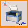 cardboard laser cutting cutter machine with co2 laser tube 80w/100w/130w