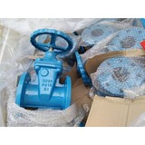 DIN 3202 F4/F5 Resilient Seat Gate Valve