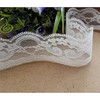 Very popular style non-stretch lace trim