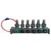 Pneumatic block QK01-3 、QK01-4、 QK01-5 、QK01-6