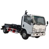 6CBM hook lift container truck for sale for sale