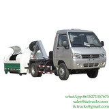 2CBM Changan 69hp hook loader for sale