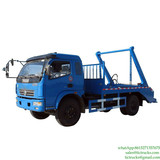 5m3 skip load garbage truck for sale