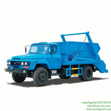 8m3 skip container truck for sale