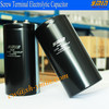 Industry Capacitor Screw Terminal Electrolytic Capacitor for UPS Inverter