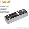 FULAISI Heavy Two-way Open Arm Type automatic  Floor Spring Glass Door Hinge Closer