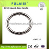 FULAISI high quality  stainless steel  door pull  for glass door