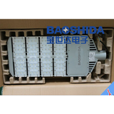 Black Shell 240W Led Street Lighting Meanwell Driver 25000Lm
