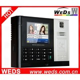Em/M1 Punch Card Time Attendance System with HD Camera