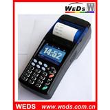 Biometric Handheld Terminal with Built-in Printer