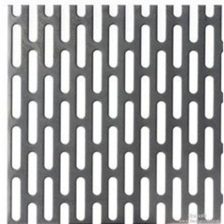 Duplex Stainless Steel Perforated Metal Perforated Sheet