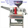 rice huller & grinder combined machine, rice husker, powder crusher, flour milling