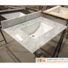 Carrara White Marble Vanity top