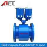 Electromagnetic flow meter GPRS ouput