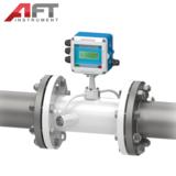 Flange connection ultrasonic flow meter/ heat meter