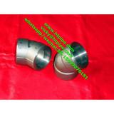 Nickel 200/201 Incoloy 800 Alloy31 Alloy20 socket-welding elbow 45° 90° ASME B16.11
