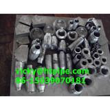 Hastelloy C22 UNS N06022 2.4602 coupling plug bushing swage nipple reducing insert union