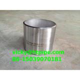 Hastelloy C4 UNS N06455 2.4610 coupling plug bushing swage nipple reducing insert union