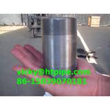 stainless 310S 310H 310 coupling plug bushing swage nipple reducing insert union