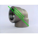 Alloy B-3 Hastelloy B-3 forged socket welding SW threaded pipe fittings fitting