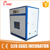 HHD Microcomputer Control Poultry Automatic Chicken Egg Incubator (YZITE-8)