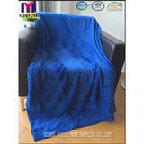 BLANKET / Jacquard flannel blanket/polyster blanket