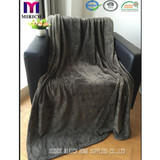 BLANKET / Printed flannel fleece/polyester blanket /polyester blanket