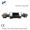 flow type water jet intensifier for uhp waterjet cutting machine