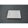 "dispostable and biodegradable 10"" square plate"