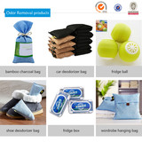 Bamboo Charcoal odor removal bag / Fridge odor removal box