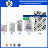 Electronic silica gel desiccant packets | Tyvek packed silica gel desiccant