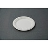 "6"" Round Plate (Biodegradable, Compostable, Eco-friendly Pulp)"