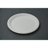 "10"" Round Plate (Biodegradable, Compostable, Eco-friendly Pulp)"