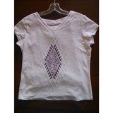 Young girl US pattern vogue tops