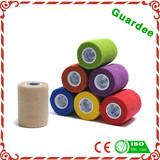 Manufacturer Colorful Medical Elastic Cohesive Bandage