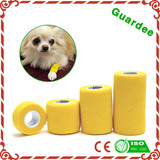 Cheap China Supplier Pet Adhesive Elastic Cohesive Bandage