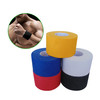 Zigzag Edge Porous Cotton Hot Melt Adhesive Strapping Sport Tape