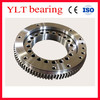 YLT rotary bearing for  12v&24v electric motor worm gear reducer