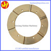High Grade Metso Cone Crusher Thrust Bearing Plate