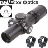 Vector Optics Apophis 1-6x28 Tactical First Focal Plane Rifle Scope FFP M4-62