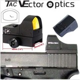 sphinx 1x22 Mini Micro Tactical Red Dot Scope Reflex Sight with Glock Mount Base