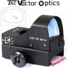 VectorOptics Sphinx 1x22 Mini Micro Tactical Green Dot Sight Reflex Pistol Scope