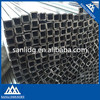 Cold rolled Square welded Black steel pipe/tube China made