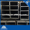 Cold rolled welded Rectangular Black carbon steel pipe/tube