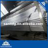 construction building materials galvanized steel pipe, steel scaffolding galvanized pipe