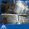 High quality round welded steel pipe Round ERW steel pipe used for oil