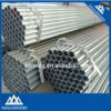 40-50zc round square pre galvanized pipe