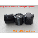 SW3 Standard 3000hours snap-in aluminum electrolytic capacitor horn type