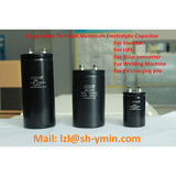 Long life 20000hours screw terminal electrolytic capacitor for control equipment